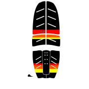 Wake Surf Traction Pad CHAOS SHRED STIXX